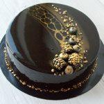 Торт на черной подложке_2