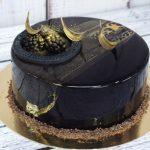 Торт на черной подложке_3