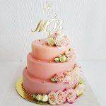 Торт на золотой подложке_3