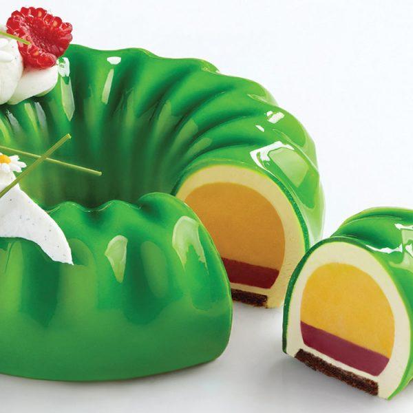 Форма для муссовых тортов KE019