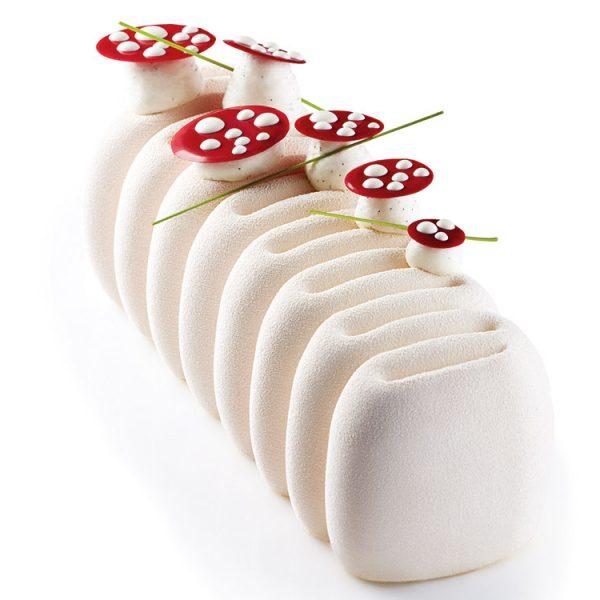 Форма для муссовых тортов KE022