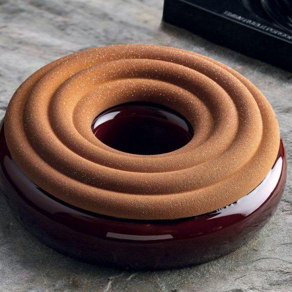 Форма силиконовая для муссовых тортов D180 h40 KE069S NULAФорма силиконовая для муссовых тортов D180 h40 KE069S NULA