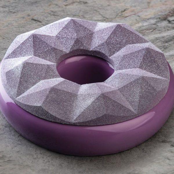 Форма силиконовая для муссовых тортов D180 h40 KE071S LOUVRE