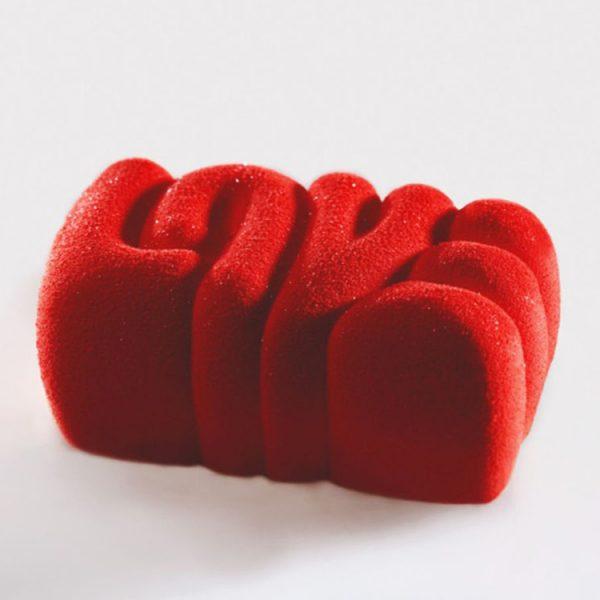 Форма силиконовая для муссовых тортов LOVELY