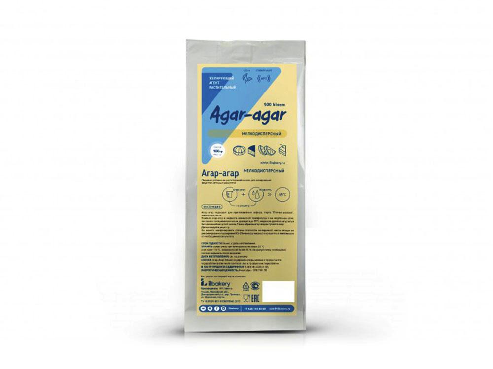 Agar-agar мелкодисперсный 100г