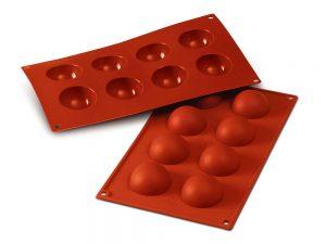 Форма силиконовая d60 h30 FR038 для пирожного Павлова