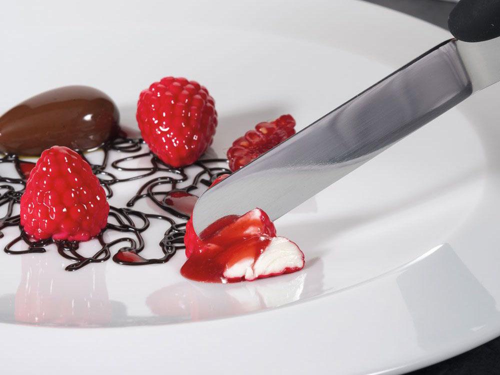 Форма силиконовая для десертов d24 h27 GG017 BERRY_2