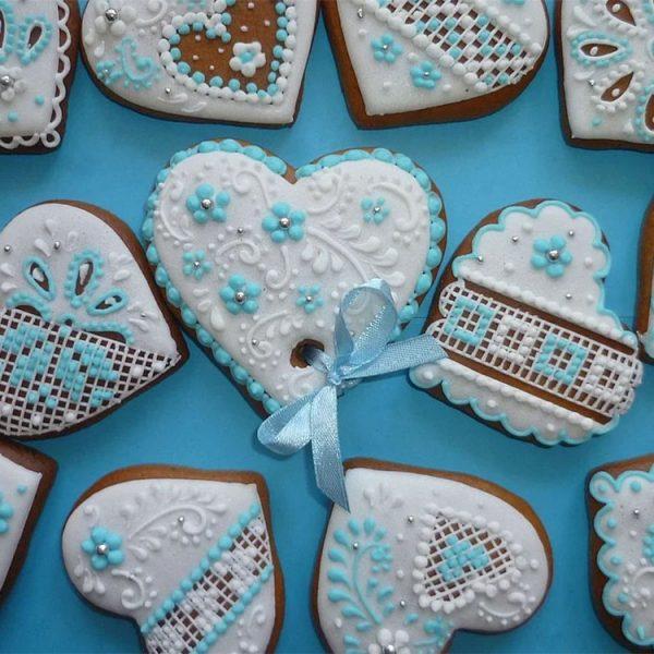 Смесь для декора пряников и печенья Сахарная глазурь icing АЙСИНГ