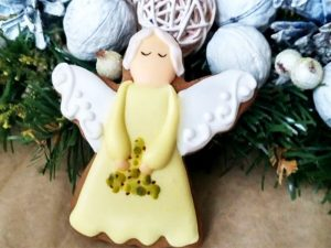 Пряник ангел