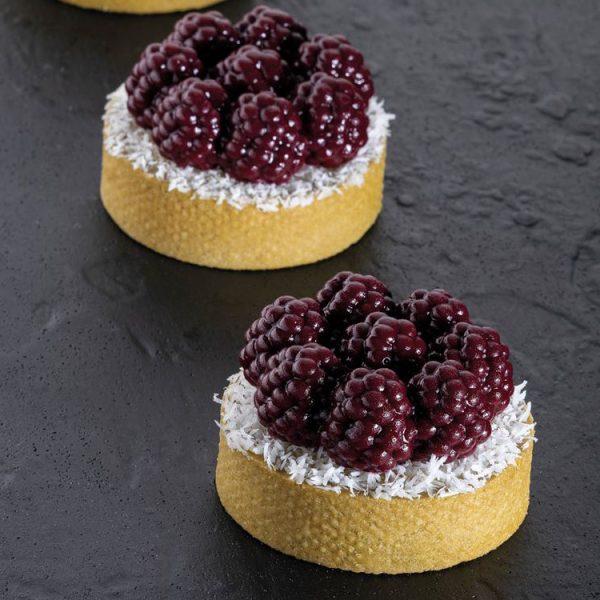 Форма силиконовая для муссовых изделий d60 h23 TOP20 ЕЖЕВИЧНАЯ мини_десерты1