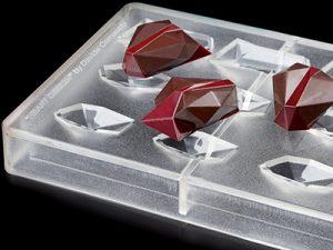 Форма для конфет PC50 кристаллы_новость