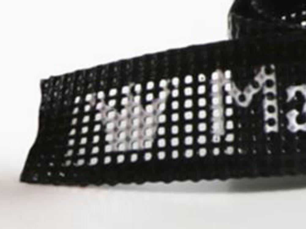 Бордюр силиконовый антипригарный 260x20 30BANDS07 Перфорированная лента_1