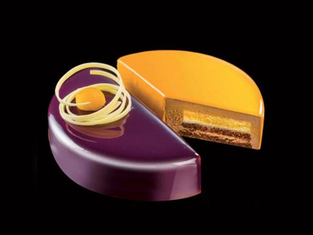 Форма для тарты модульная из нержавеющей стали d180 h40 39H4X20S Круг_Десерт