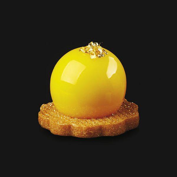 Форма силиконовая ШАР d20 SPHERE PX4314_десерты
