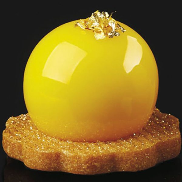 Форма силиконовая ШАР d60 SPHERE PX4350_десерты