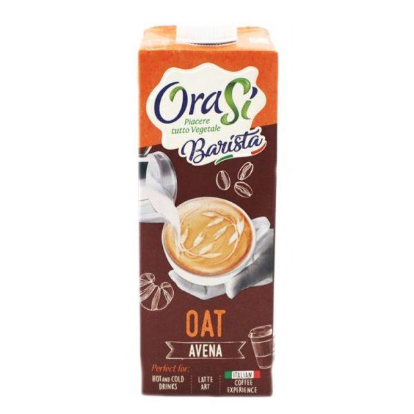 Безалкогольный напиток OraSi Barista Oat Ораси Бариста Овёс