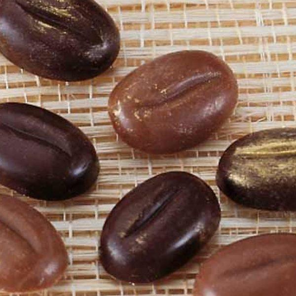 Форма для конфет 17×12 h5 MA1281 Кофейное зерно