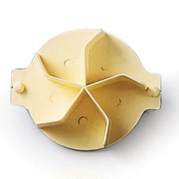 Форма поликарбонатная d80 для булочек Кайзер