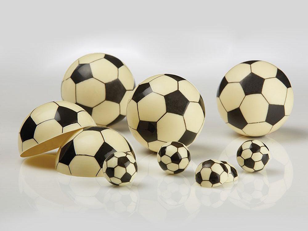 БЛИСТЕРШОК форма-лист для декора d30 TFOOT-30 и d70 TFOOT-70 Футбольный мяч