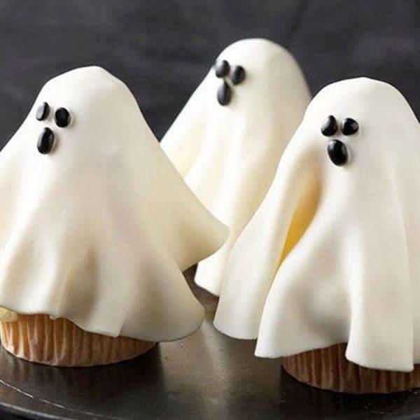 Пирожное на Хэллоуин