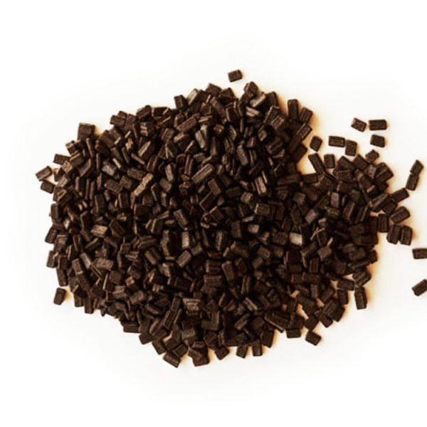 Шоколад натуральный Bay Scagliette Fondenti Бай Скальетте Фонденти Темный шоколад крошка